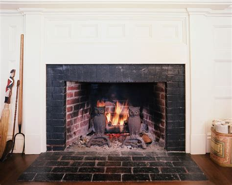Andirons Fireplace by Fireplace Photos 99 Of 171 Lonny