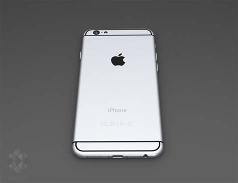 Housing Dan Buzzer Iphone 6s details deze iphone 6 renders zie je niet in fysieke dummy