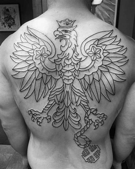german tattoo ideas for men 60 eagle designs for coat of arms ink