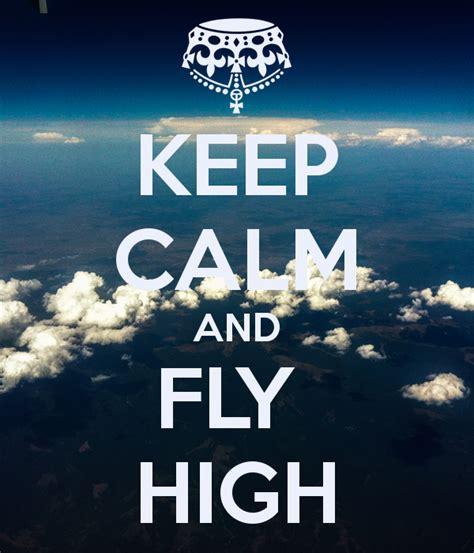 Fly High Wallpaper
