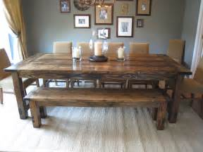 farmhouse dining set with bench dining tables country style dining room sets farmhouse