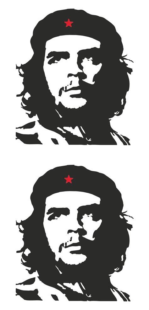 Aufkleber Che by Aufkleber Che Guevara Kontur 135 X 110 Mm Schneller