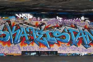 London Wall Mural south bank skate park travel with intent