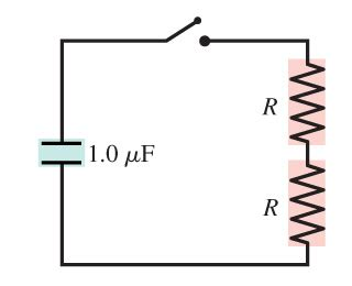 capacitor filter time constant what is the time constant for the discharge of the chegg
