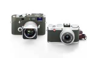 leica release limited edition olive leather mp x2