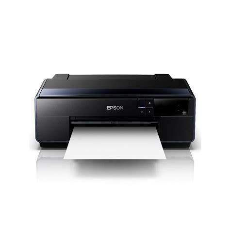 Printer A3 Baru harga jual epson surecolor sc p607 printer a3