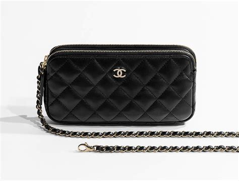 Clucth Chanel 3 quilted chanel wallet chanel caviar quilted large flap