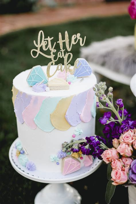 karas party ideas   eat cake st birthday party karas party ideas