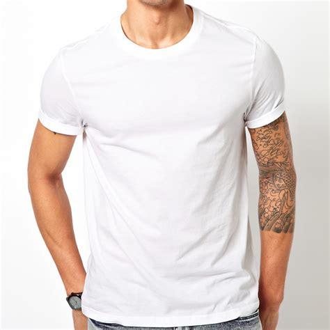 Tshirt Mens White Front 100 plain white organic cotton t shirt buy 100