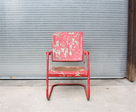vintage patio chair vintage metal patio chair omero home