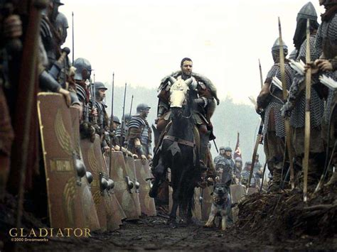 film gladiator gratis free wallpaper stock gladiator