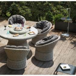 salon de jardin r 233 sine tress 233 e barcelona kettler 1 table 4