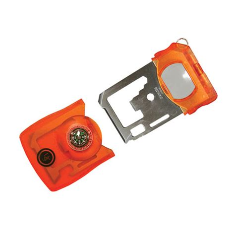 card tools and accessories ultimate survival technologies survival card tool orange