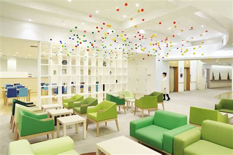 nursing home design concepts shinjuen nursing home by emmanuelle moureaux architecture