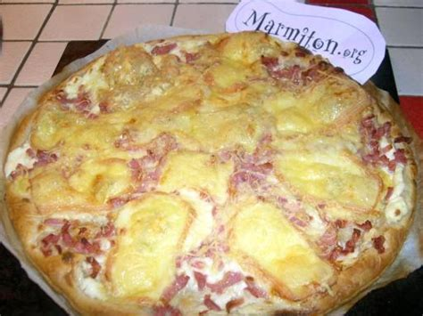 recette de cuisine simple avec des l馮umes tarte au maroilles ultra simple d elvire recette de