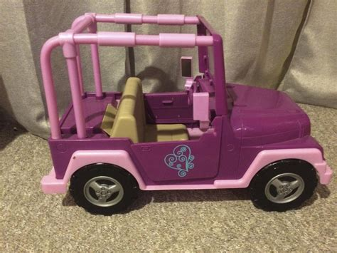 Jeep For Dolls American Newberry Doll 18 Quot Jeep City