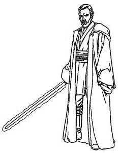 obi wan kenobi free coloring pages art coloring pages
