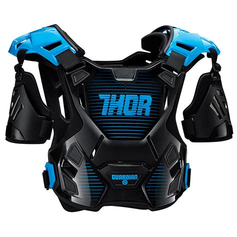 youth thor motocross thor guardian youth chest protector mx atv motocross