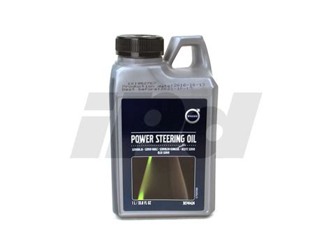 power steering fluid for volvo volvo power steering fluid 125963 30741424 vol30741424