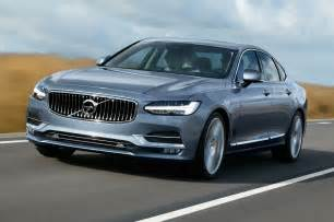 Volvo Be 2017 Volvo S90 Reviews And Rating Motor Trend