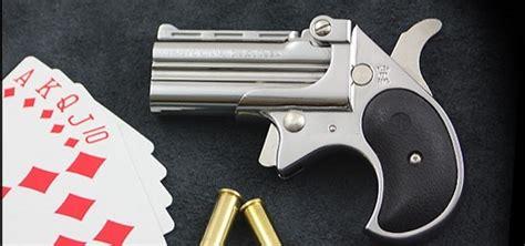 Cobra 9mm Auto by Cobra 380 Acp Big Bore O U Derringer Chrome W Black Grips