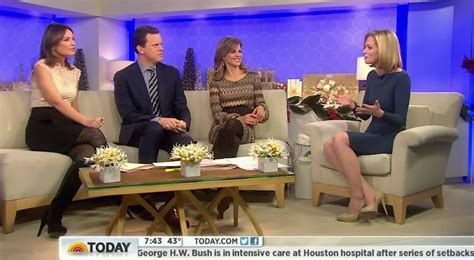 dylan dreyer black hosiery the appreciation of booted news women blog today show