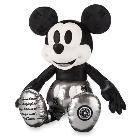 steam boat willy plush disney mickey plush mickey mouse memories steamboat willie