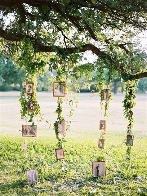 Wedding Backdrop Trees by 26 Creative Diy Photo Display Wedding Decor Ideas Tulle
