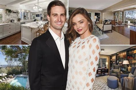 evan spiegel house inside miranda kerr and fiance snapchat ceo evan spiegel s new 12million mansion