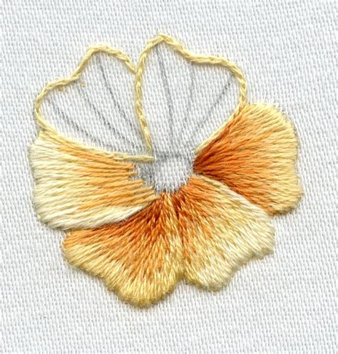 454 Best Embroidery Stitches Flowers Leaves Stems Images