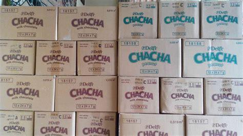 Cokelat Chacha 500gr Milk Chocolatepeanut serba snack