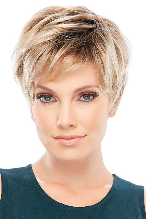 thin hair wigs for women 17 best images about short hairstyles on pinterest for