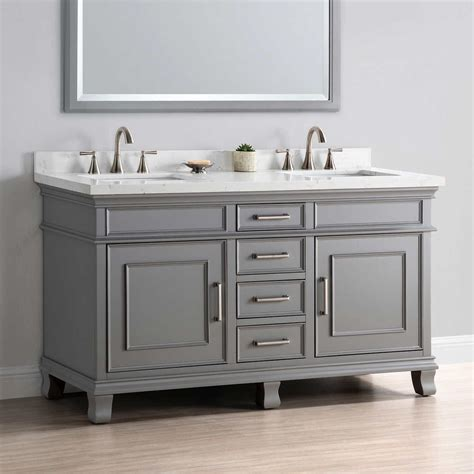 Architecture ées 60 by Architecture 60 In Bathroom Vanity Light White Top Plans