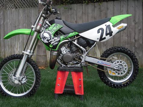 85 motocross bikes for sale 2008 kawasaki kx 85 dirt bike for sale on 2040 motos