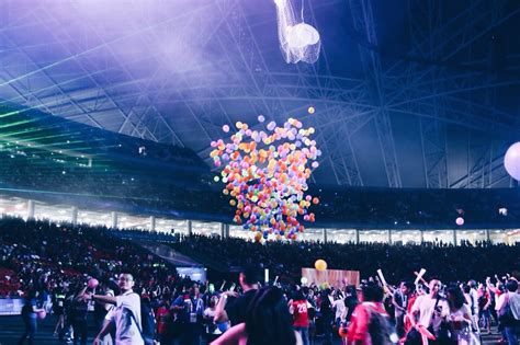 detiksport sea games 2015 sea games singapore that balloons