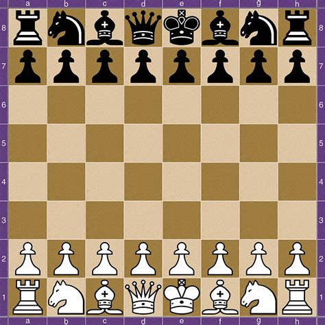 In A by Chess Theory