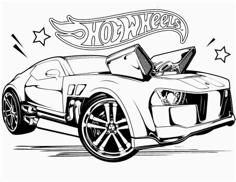 coloring pages of hot wheels cars hot wheels cars coloring pages free 12 image colorings net