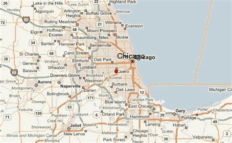 chicago mapa chicago mapa