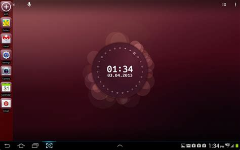 ubuntu on android create the look and feel of ubuntu touch on your android tablet techrepublic