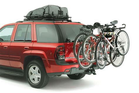 bike rack for car without hitch highland hitch mounted bike carrier hitch mount bike rack
