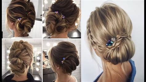 Prom Hairstyles For Thin Hair by Prom Hairstyles For Medium Hair Prom Hairstyles For