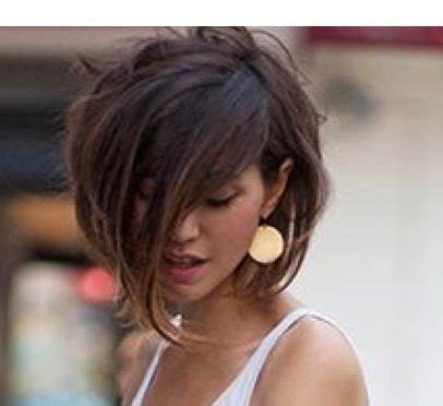 channel hair cut 25 best ideas about funky medium haircuts on pinterest