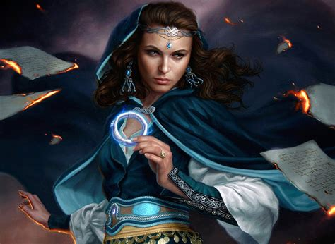 wallpaper blue ring woman with palerina blue magic bracelet blue ruby