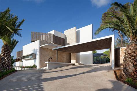 Contemporary Beach House Plans by Magnifique R 233 Sidence De Standing Dans Les Hauteurs D Ibiza