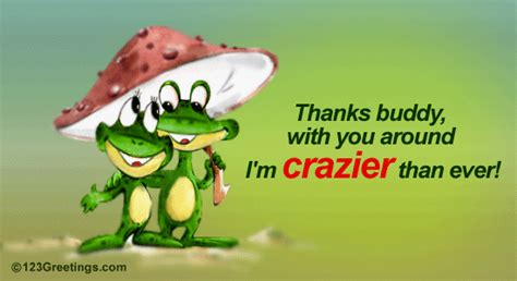 Thanks A Lot thanks a lot free friends ecards greeting cards 123