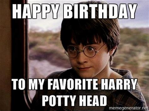 Harry Potter Happy Birthday Meme - amazing harry potter birthday meme gallery best birthday