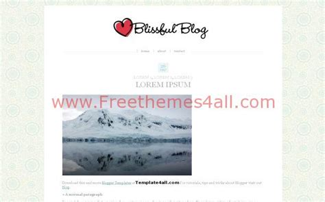 templates for blogger white white news blogger theme template download