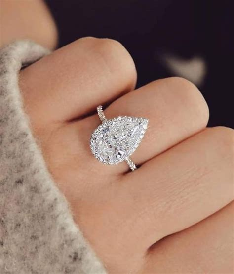 affordable engagement rings trends  prettyinso