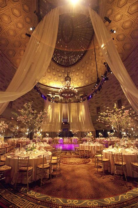 Decorations For Wedding Reception by Wedding Receptions To Die For The Magazine