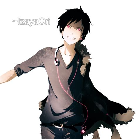 how to cut your hair like izaya orihara izaya orihara render by izayaori on deviantart